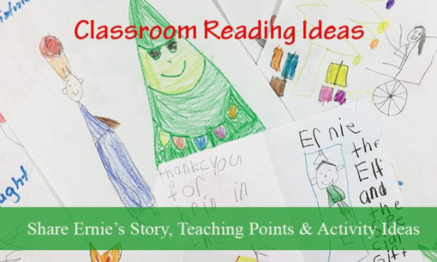 Christmas Classroom Book Reading