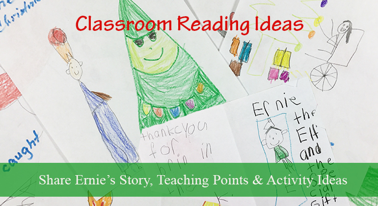 Christmas Classroom Book Reading